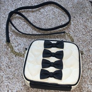 Betsey Johnson Over the Shoulder / Crossbody